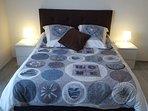 Habitación principal cama 1'50