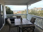 Top Floor Covered Porch