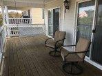 Top Floor Covered Porch II