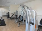 Fitness Facility Weight Room