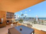 - Beach SEA VIEW PENTHOUSE Playa de´n BOSSA - next to Ushuaia Ibiza