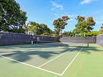 Rarely Used Private Tennis Court