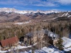 Find tranquility in the beautiful mountains that surround Telluride.