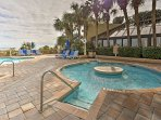 Dive into your next Myrtle Beach getaway when you book this vacation rental condo in Coral Beach Resort!