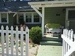 'Loved the fenced-in back yard! Thank you.' Joyce W. Richmond, Va