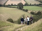 The wonderful Yorkshire Wolds are on our doorstep