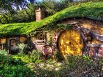 Suffolk Glamping: Pod Hollow, coming soon, our very own Hobbit Hole.