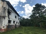 The old palm oil factory house
