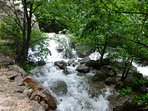National park Paklenica, 40 km from the apartment