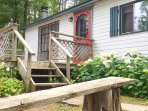 Fee's Landing Resort - Maple Gove Cottage -3BDRM waterfront