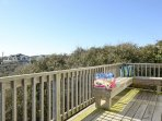 Top Level Deck - Bench