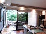 Dining Room and Main Balcony
