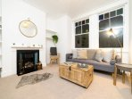 Charming 1 bed flat w/ garden near Clapham Common
