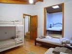 Kids Bedroom of Villa Menelia