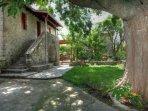Villa Menelia traditional stone-made house