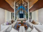 Villa Sawarin Cape Yamu Phuket - Living Area
