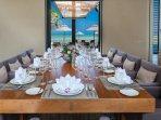 Villa Sawarin Cape Yamu Phuket - Dining Area