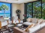 Villa Sawarin Cape Yamu Phuket - TV Room