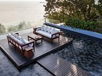Villa Sawarin Cape Yamu Phuket - Sunrise & Sunset Deck