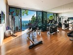 Villa Sawarin Cape Yamu Phuket - Fitness Room