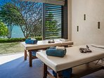 Villa Sawarin Cape Yamu Phuket - SPA Room