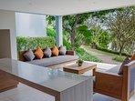 Villa Sawarin Cape Yamu Phuket - Lounge Area