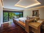 Villa Sawarin Cape Yamu Phuket - Master Bedroom 1
