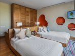 Villa Sawarin Cape Yamu Phuket - Bedroom 3