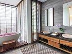 Villa Sawarin Cape Yamu Phuket - Master Bedroom 3