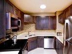 Harborside Suite Kitchen