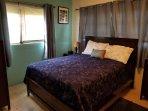 Queen Sized comfy Bedroom