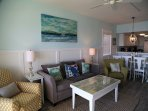 Tropical Winds 304 - Living room