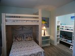 Tropical Winds 304 - Full, Twin, and Twin Bunkbed