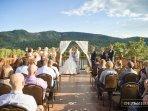 Wedding on South Balcony
