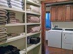 Laundry Main level