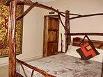 Jungle room-lower level