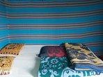 Tente de deux lits double