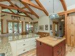 kitchen main cottage
