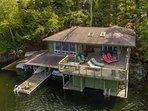 fantastic boathouse