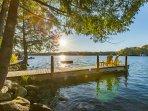 sun on the dock anyone?