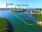 Easy Access to Ocean and Gulf of Mexico