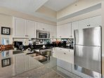 Majestic Sun 602A - Kitchen Featuring Stainless Steel Appliances