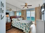 Majestic Sun 602A - Gulf View from King Master Suite