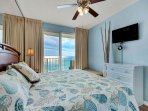 Majestic Sun 602A - Gulf View King Master Suite