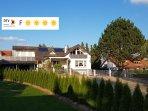 Herzlich Willkommen im Haus Lindengarten - die Ferienwohnung am Fuße der Schwäbischen Alb