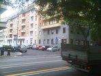 residence's street