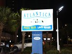 Entrance of Atlantica Resort