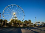 Nearby Myrtle Beach SkyWheel