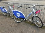 Why not take advantage of Glasgow's city wide bike scheme to explore the city