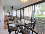Air Conditioned and Glass Enclosed Lanai
